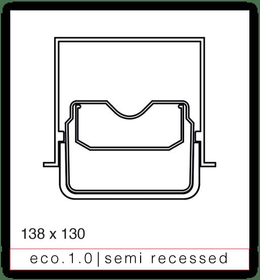 profile-eco.1.0-semi-recessed-survivor-lighting-vandal-proof-water-proof-tamper-proof